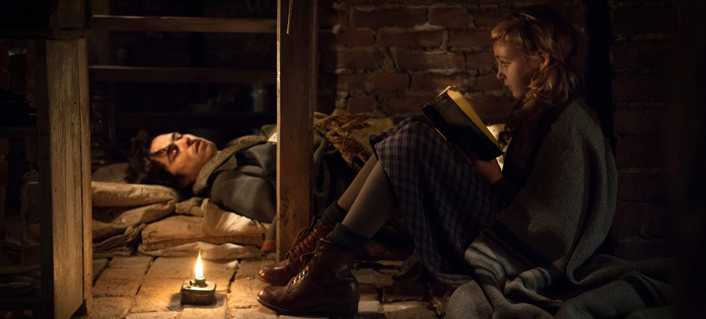 2014 Awards Season – disappointing for book adaptations