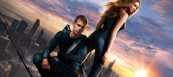 Movie Review: Divergent – Don't fall in line
