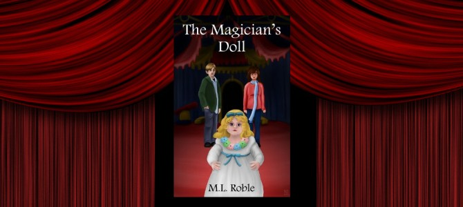The Magician's Doll Book Blast