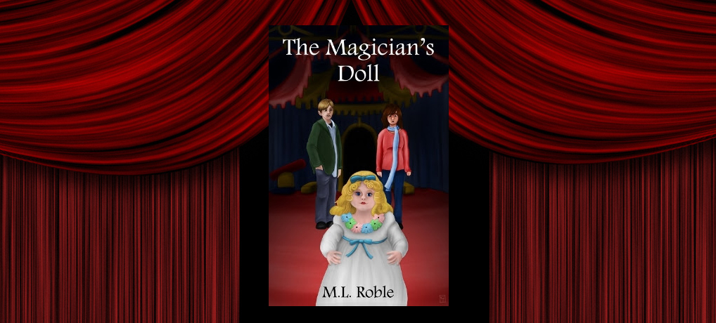 Book Review: The Magician's Doll – There's no hiding from who you are