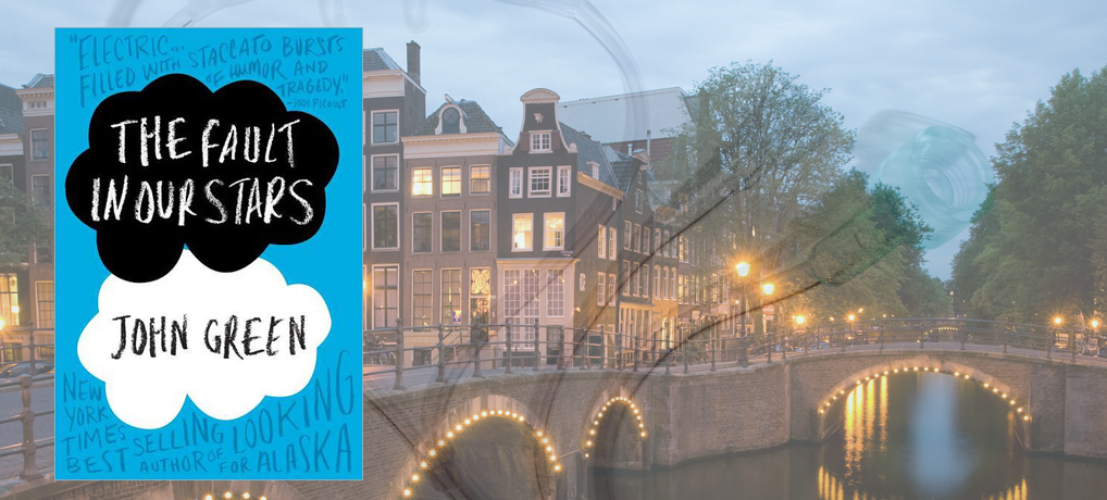The Fault in our Stars by John Green –The world is not a wish-granting factory