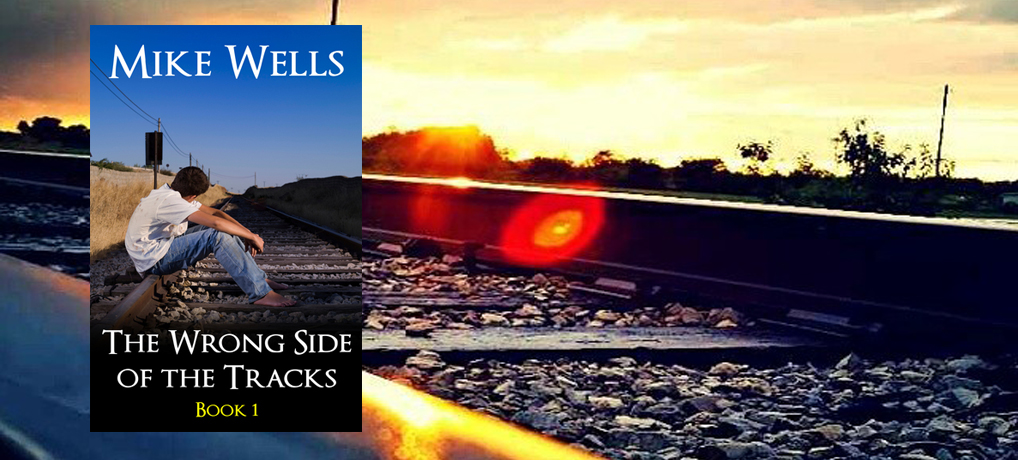 Audiobook Review: The Wrong Side of the Tracks by Mike Wells – A juvenile delinquent's story