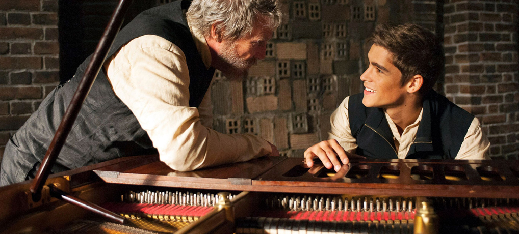 Movie Review: The Giver – Some things always change