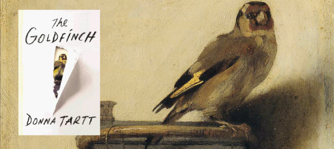 Review: The Goldfinch by Donna Tartt – A example of modern-day idolatry