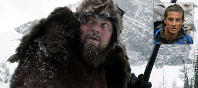 The Revenant: How would Hugh Glass hold up to modern day Bear Grylls?
